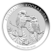 1 kg Silber Kookaburra