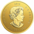 1 Unze Gold Kanada Adler 2018