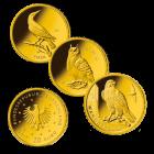 1/8 Unze Gold 20 Euro Heimische Vögel diverse Jahrgänge
