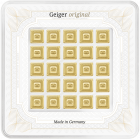 25 x 1 g Goldbarren Geiger original Multicard