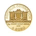 1/25 Unze Gold Wiener Philharmoniker