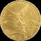1/10 Unze Gold Mexiko Libertad