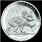 1 Unze Silber Australian Koala 2016
