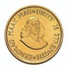 7,32 g Gold 2 Rand Südafrika