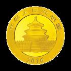 8 g Gold China Panda 2016