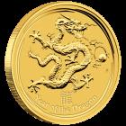 1 Unze Gold Australien Lunar