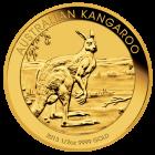 1/2 Unze Gold Australian Känguru 2014