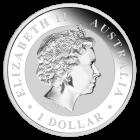 1 Unze Silber Australian Koala 2018