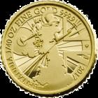 1/40 Unze Gold Britannia 2017 Proof-Qualität