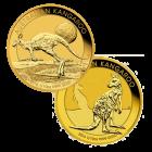 1/10 Unze Gold Australien Känguru