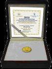 200 Euro Gold Griechenland Herodot 2018 Proof-Qualität