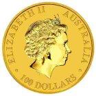 1/4 Unze Gold Australian Känguru 2015