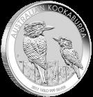 1 kg Silber Kookaburra 2017