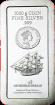 1 kg Silber Cook Islands Münzbarren