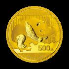 30 g Gold China Panda 2016