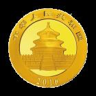 15 g Gold China Panda 2016