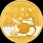 30 g Gold China Panda 2017
