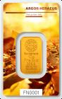10 g Goldbarren Heraeus Following Nature 2017 Herbst