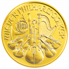 1/10 Unze Gold Wiener Philharmoniker