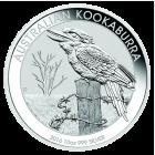 10 Unzen Silber Kookaburra 2016