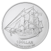 1 Unze Silber Cook Islands