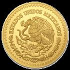 1/2 Unze Gold Mexiko Libertad | Rückseite der Goldmünze 1/2 Unze Libertad Mexico der Casa de Monada de México