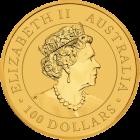 1 Unze Gold Australien Emu 2019