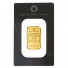 20 g Goldbarren Rand Refinery