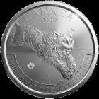 1 Unze Silber Kanada Luchs 2017