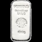 Silberbarren 500g von Heraeus, Umicore oder Degussa | 500 Gramm Silberbarren von Heraeus, Umicore oder Degussa