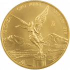 1/2 Unze Gold Mexiko Libertad