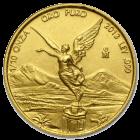 1/10 Unze Gold Mexiko Libertad | Vorderseite der Goldmünze 1/10 Unze Libertad Mexico der Casa de Monada de México