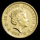 1/4 Unze Gold Britannia