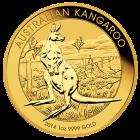 1 Unze Gold Australian Känguru 2014