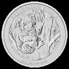 1 kg Silber Australian Koala mehrwertsteuerfrei