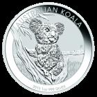 10 Unzen Silber Australien Koala
