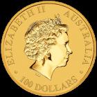 1 Unze Gold Australien Känguru 2018