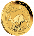 1/10 Unze Gold Australien Känguru 2019
