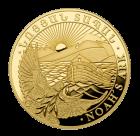 1/2 Unze Gold Armenien Arche Noah 2017 in Proof Qualität