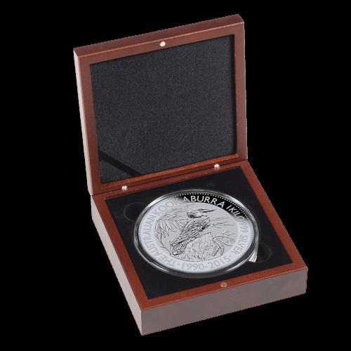 Münzetui VOLTERRA für 1 x Münzkapsel 53 - 101 mm