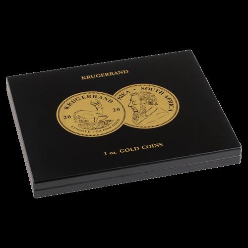 Münzkassette 30 x 1 Unze Gold Krügerrand