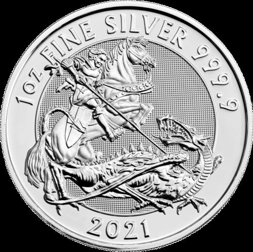 1 Unze Silber Valiant 2021